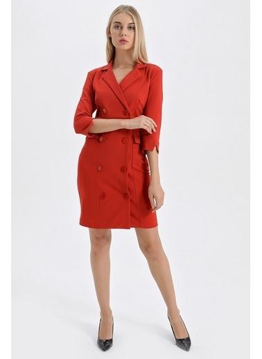 Jument Elbise Kırmızı